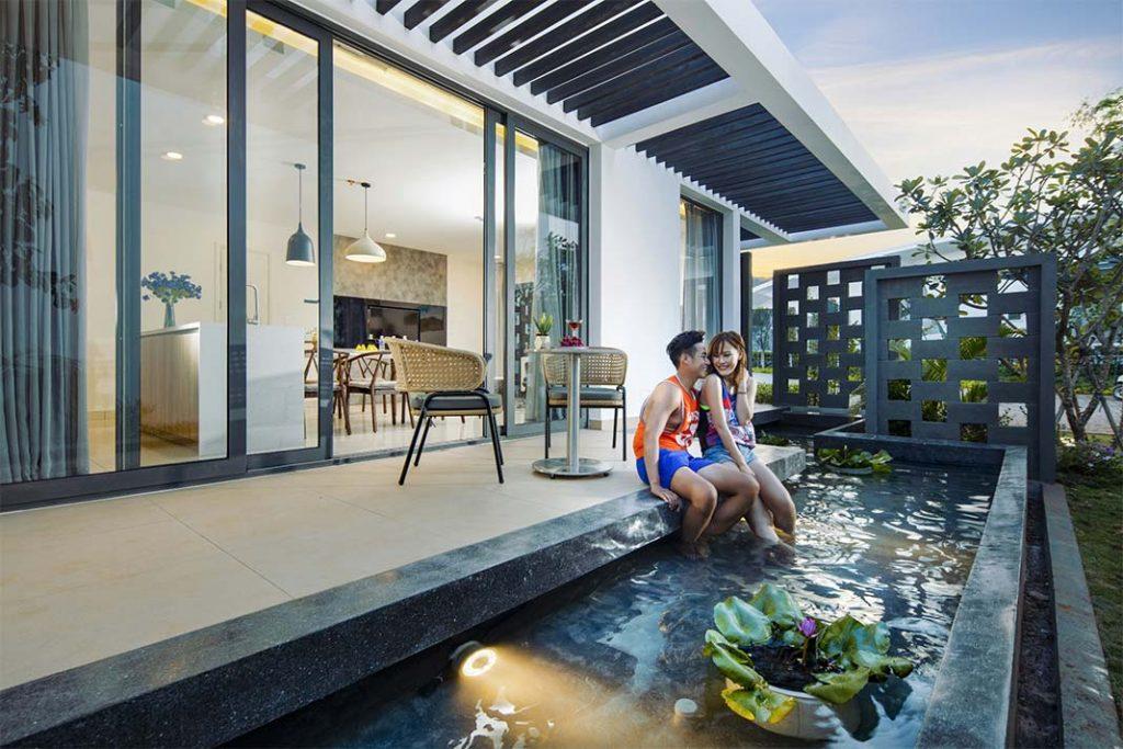 Hoạt Động Của Khách Du Lịch Trong Dự Án Oceanami Long Hải Villas & Beach Club